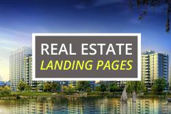 Are landing pages useful in a real estate field?