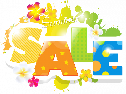 Hot summer sale of Open Real Estate!