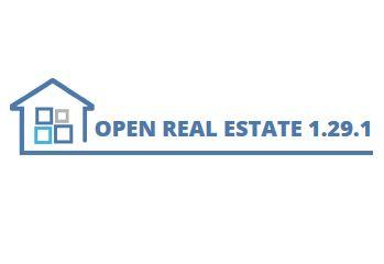 Open Real Estate 1.29.1